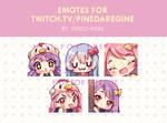 PinedaRegine Emotes