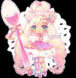 Fairy Vial Design: Confetti Lover