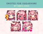 Emotes for Sugarhime