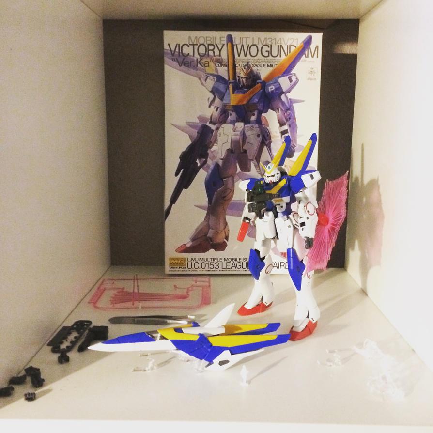 Gundam by MisOpoint
