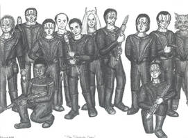 The Thirteenth Order cast by NerysGhemor