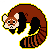 Red Panda Icon by ThePhantomDragon