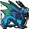 Tlaloc Pixel by ThePhantomDragon