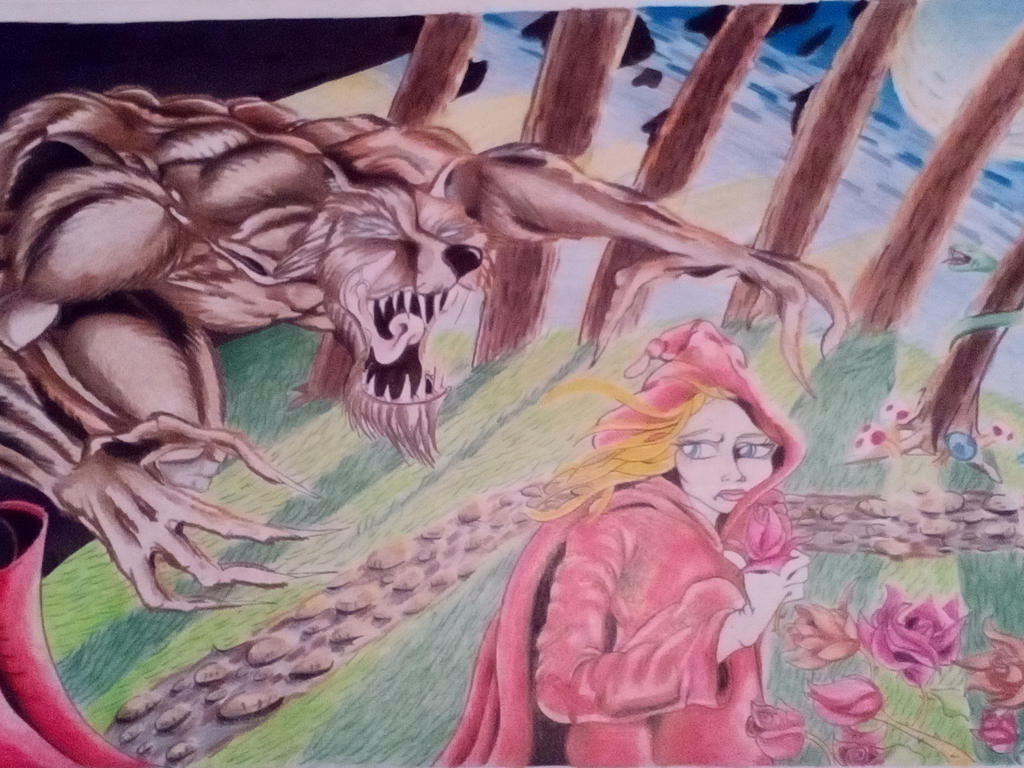 Red Riding Hood contest by jesterj13