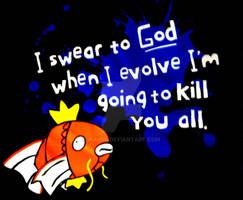 swear to GOD by irahim