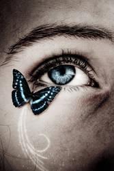 butterfly by Lilianne