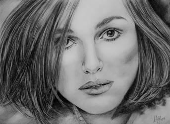 Keira Knightley by Lilianne