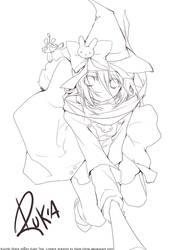 Witch Rukia