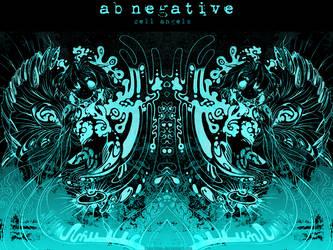Negative Cell Angel by Kaze-Hime