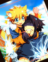 Smile, Sasuke by Kaze-Hime