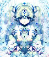 Winter Goddess by Kaze-Hime