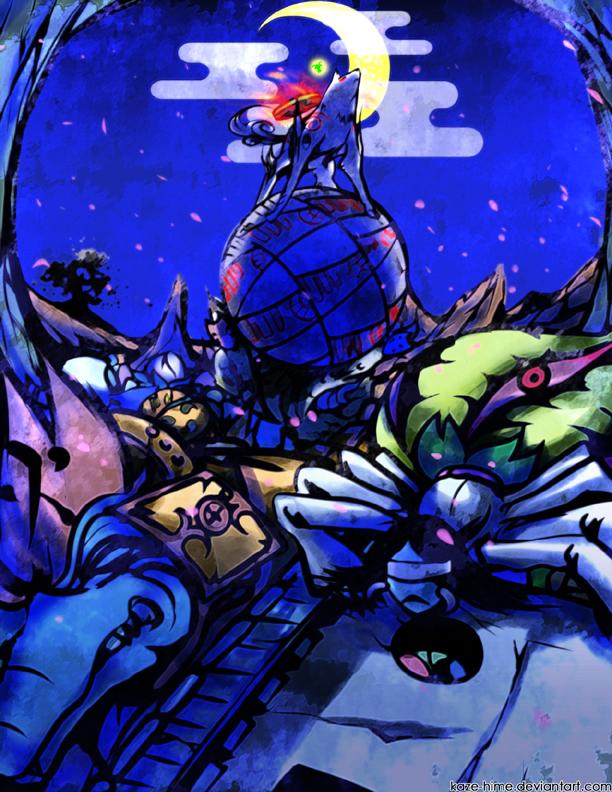 Okami: End of Carnage by Kaze-Hime
