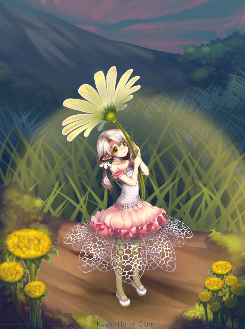 Daisy Alternate by Kaze-Hime
