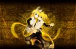 Kagamine Rin Len Append