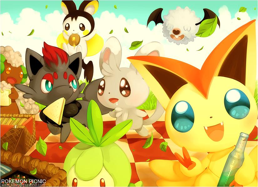 pokemon_picnic_by_kaze_hime-d3cejl1.jpg