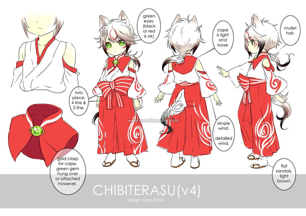 Chibiterasu-v4 Cosplay Guide by Kaze-Hime