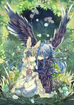 Rabbit and Raven