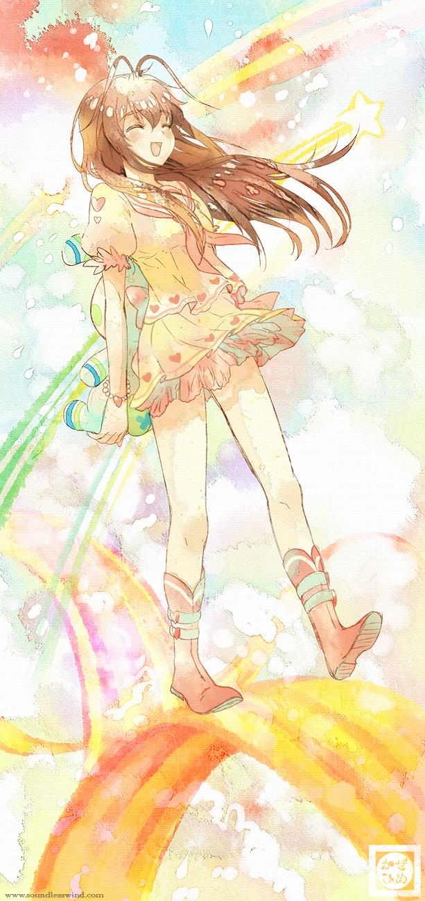 SS: Cherriuki by Kaze-Hime