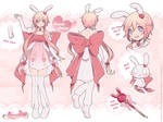 Hearte Bunny Reference Sheet