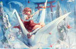 1000 Cranes, Revisit by Kaze-Hime