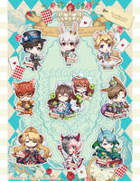 Mystic Wonderland by Kaze-Hime