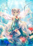 Fairy Underwater