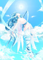 To the Sky by Kaze-Hime