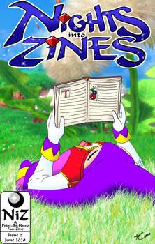 NiGHTS Into Zines Issue 2
