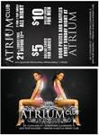 .Advert Flyers Atrium General