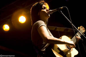 Souad Massi Live In Egypt ... by Haymanicss