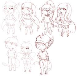 +SS+ Chibi Sketch