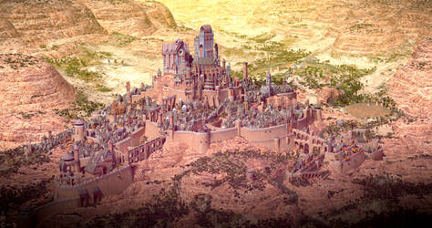 The Red City