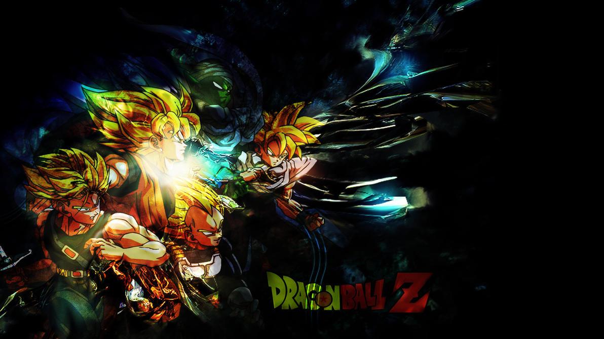 Great Wallpaper Dragon Ball Z Deviantart - dragonball_z_ps3_wallpaper_by_the_potara_fusion-d4wdewe  You Should Have_30991 .jpg