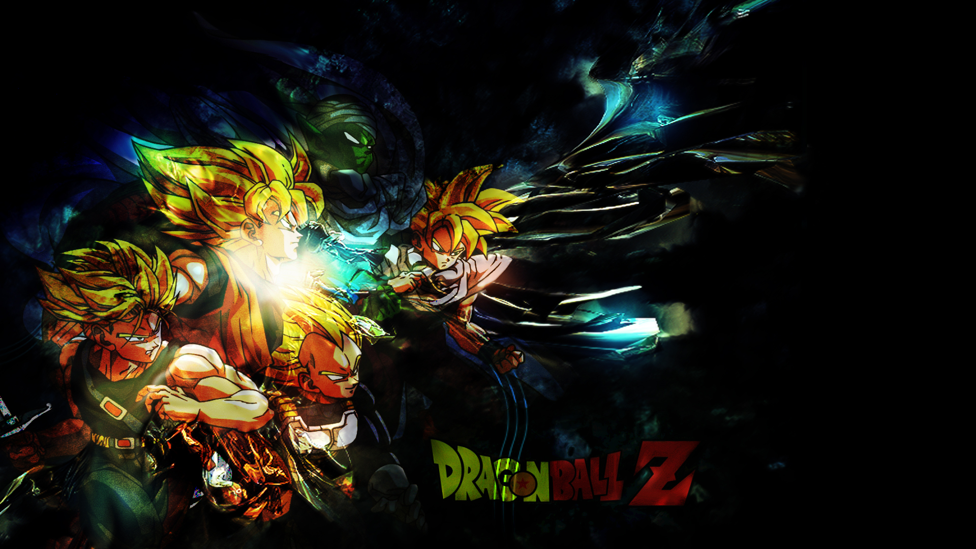 Dragonball Z PS3 Wallpaper by The-Potara-Fusion on DeviantArt