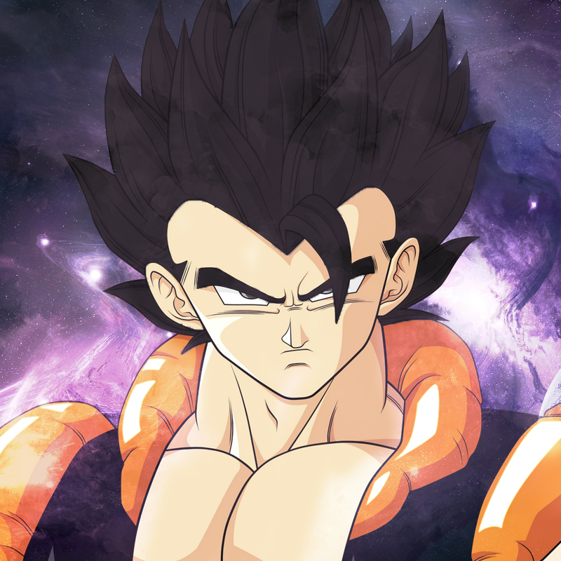Base Form Gogeta by The-Potara-Fusion