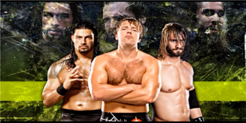 WWE NXT The Shield Signature by ThexRealxBanks