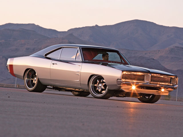 1969 Custom Dodge Charger by ThexRealxBanks on DeviantArt