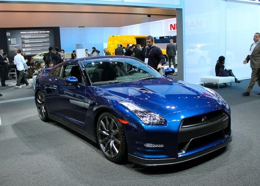 2013 Nissan GT-R Premium by ThexRealxBanks on DeviantArt