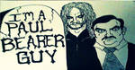 R.I.P. Paul Bearer by ThexRealxBanks