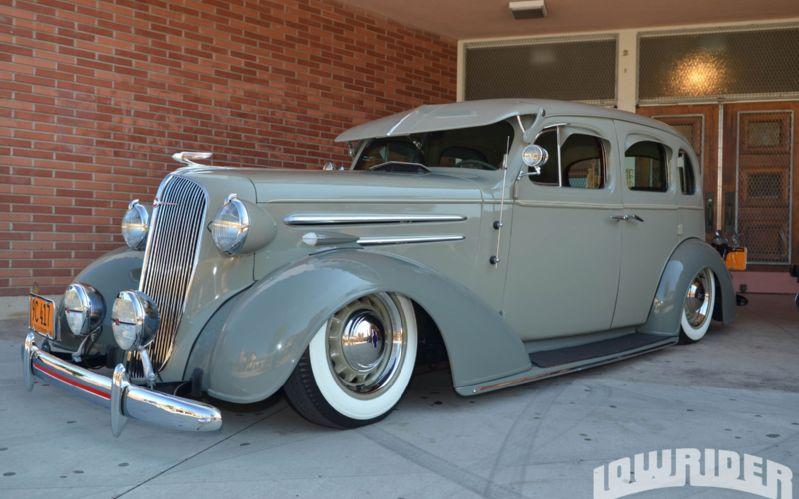 1936 Chevrolet Master Deluxe Sport Sedan by ThexRealxBanks