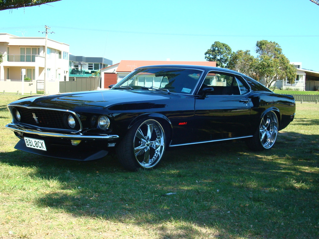 1969 ford mustang mach 1 by thexrealxbanks on deviantart