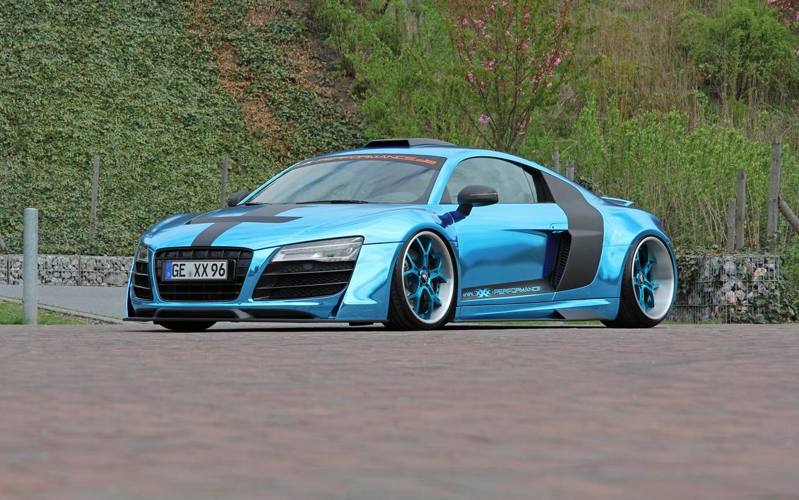 2013 XXX-Performance Audi R8 V10 by ThexRealxBanks