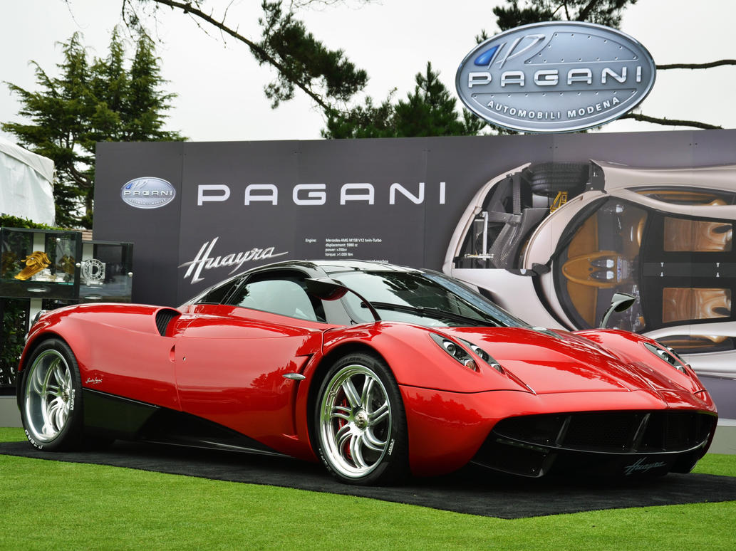 2014 First Edition Pagani Huayra by ThexRealxBanks on DeviantArt