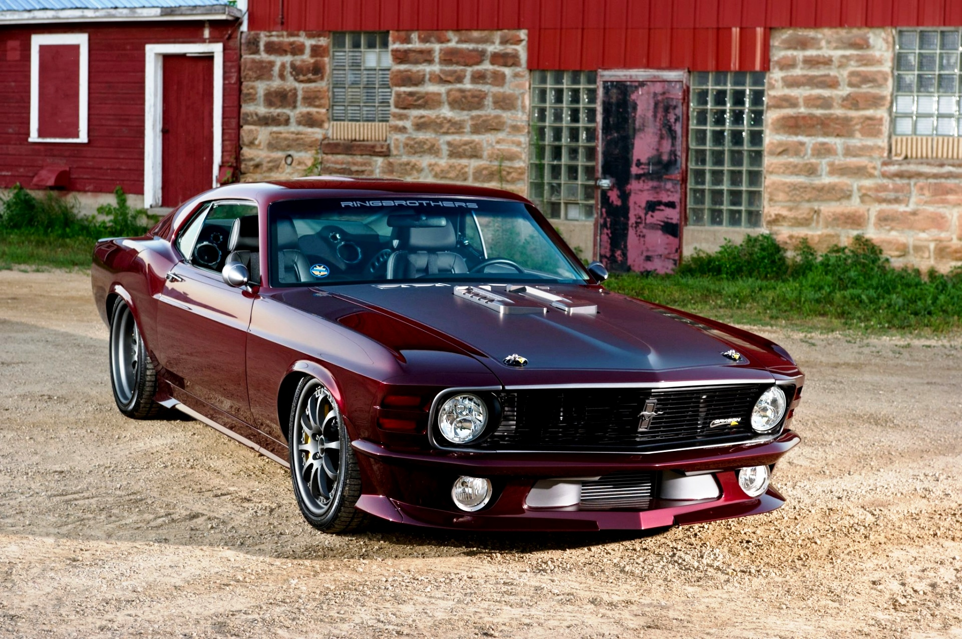 1970 Ford Mustang by ThexRealxBanks on DeviantArt