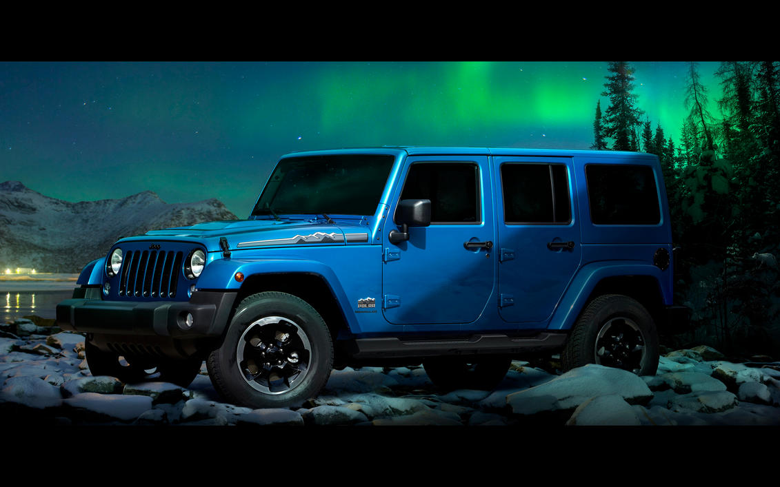 2014 jeep wrangler polar edition by thexrealxbanks on deviantart. Black Bedroom Furniture Sets. Home Design Ideas