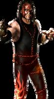 WWE 2K14: Kane Render Cutout by ThexRealxBanks