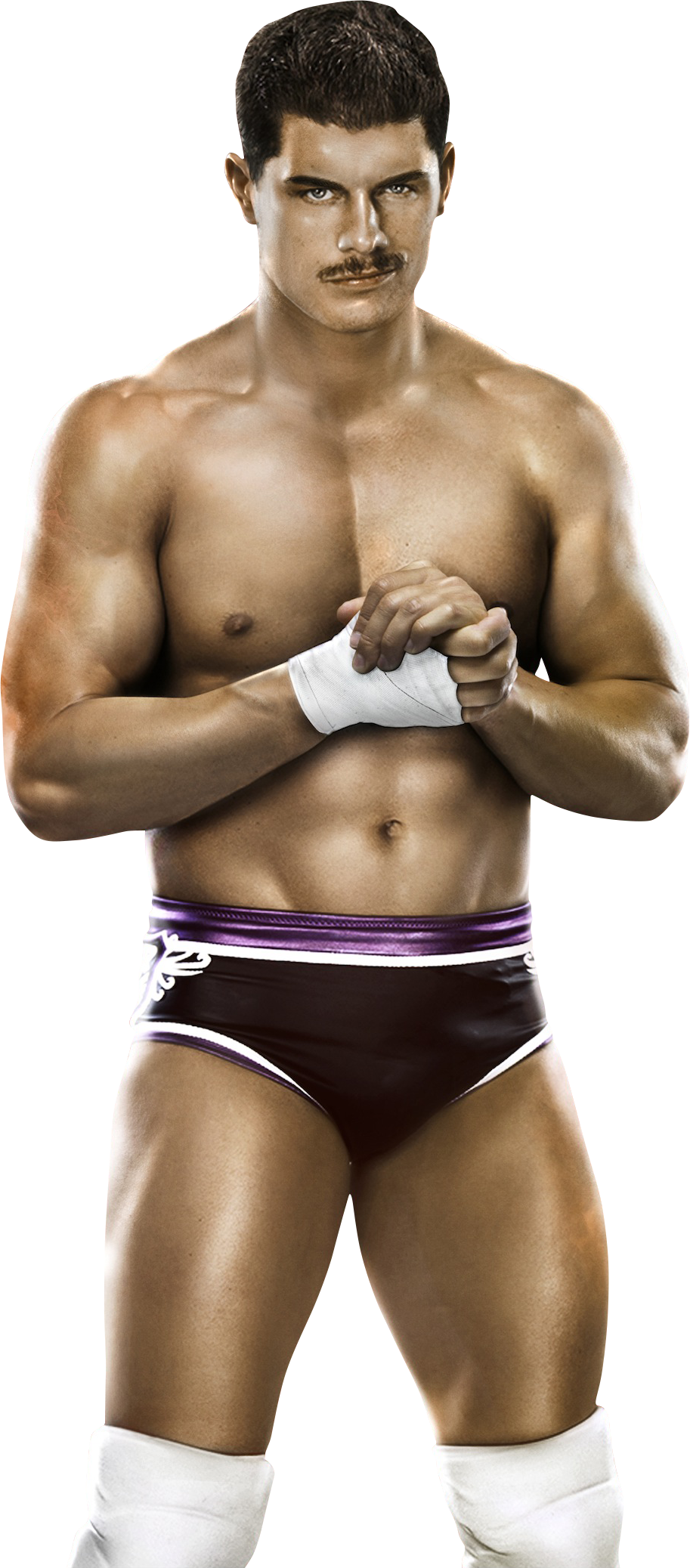 WWE 2K14 Cody Rhodes Render Cutout by ThexRealxBanks on