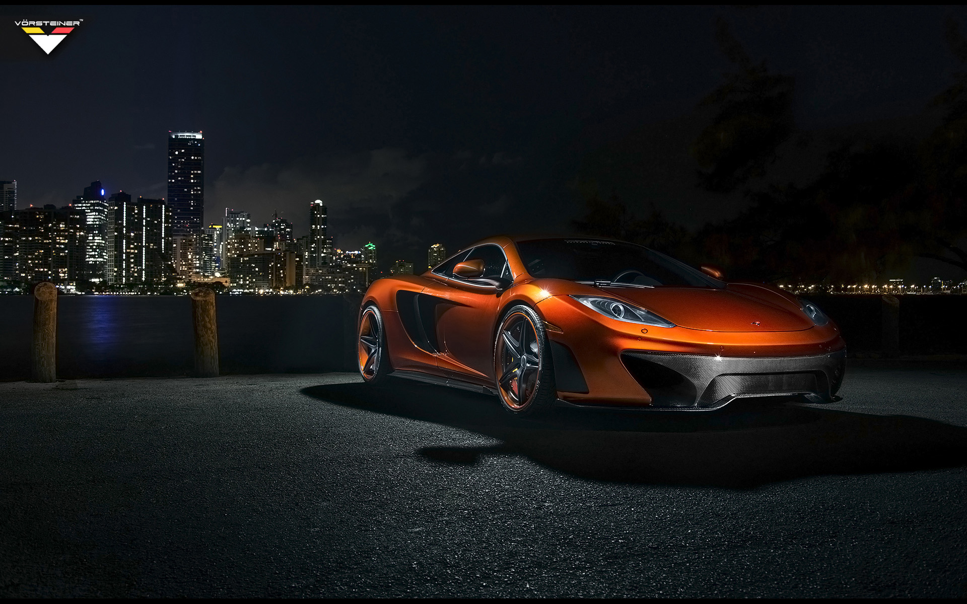 2013 Vorsteiner McLaren MP4-VX in Miami by ThexRealxBanks