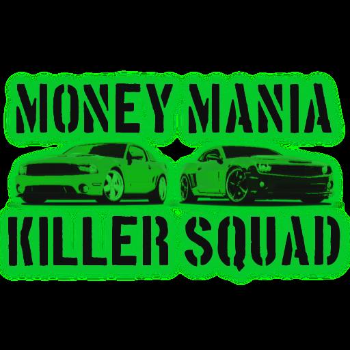 GTA 5 Crew Emblem MMKS Money Mania Killer Squad by ThexRealxBanks on