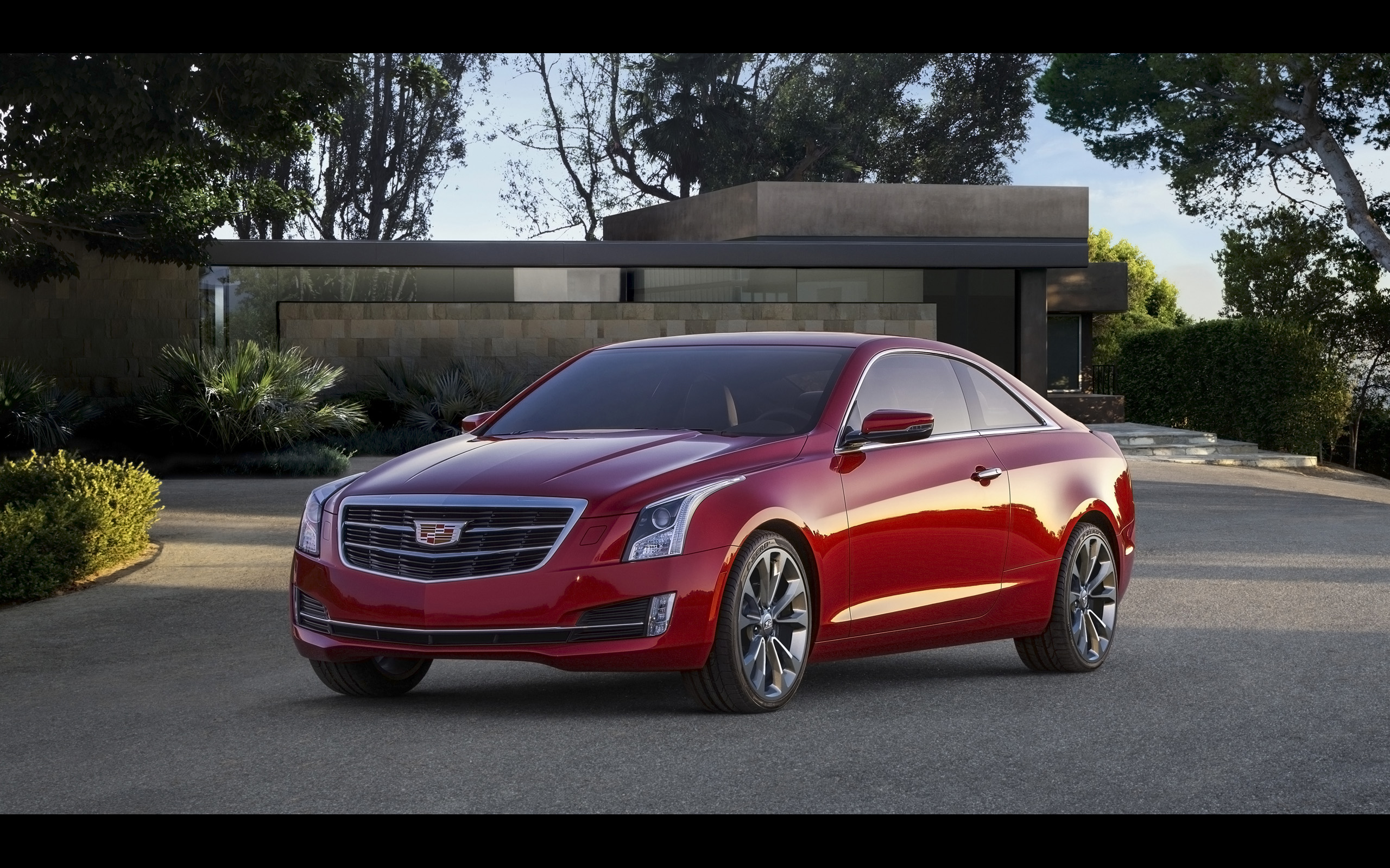 2015 Cadillac ATS Coupe by ThexRealxBanks